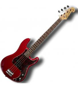 Bajo SX BD2CAR Precission Bass Candy Apple Red