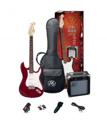 SX SE1 Pack Candy Apple Red