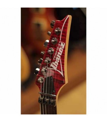 Ibanez KIKO10P-TRR Transparent Ruby Red c/estuche