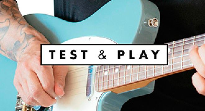 Test And Play - Fender