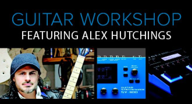 Guitar Workshop de BOSS