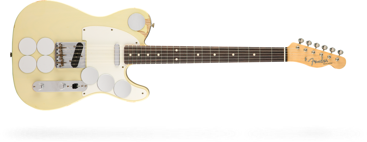 telecaster Jimmy Page Mirror